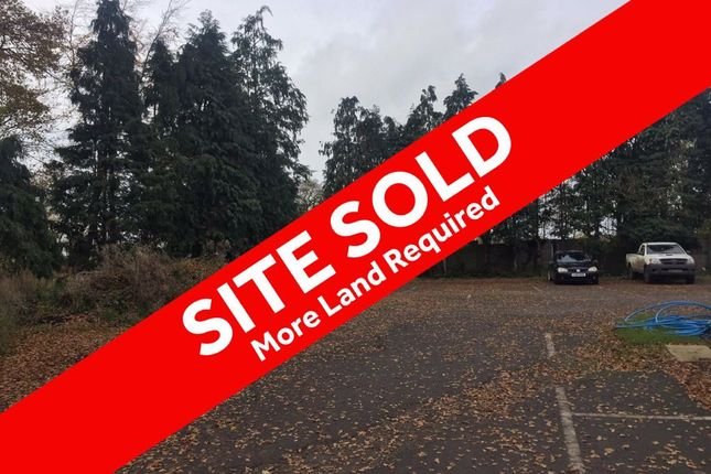 Thumbnail Land for sale in Chester Road, Acton, Nantwich
