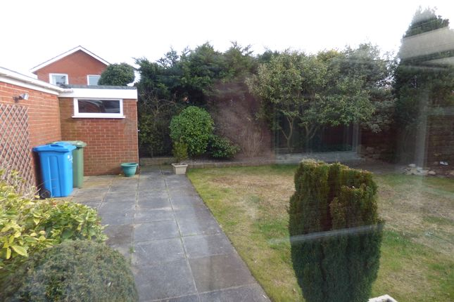 Rear Garden of Wildings Lane, Lytham St.Annes FY8