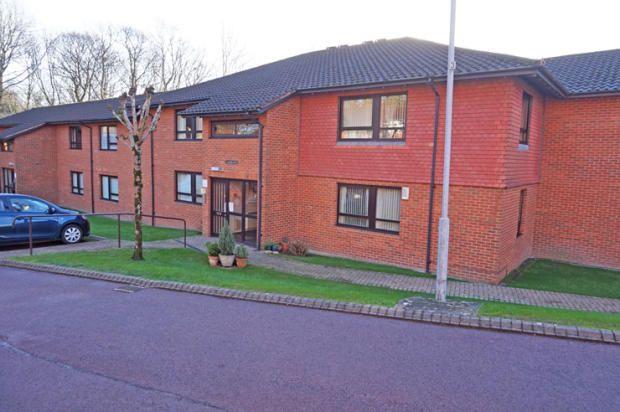 Thumbnail Flat for sale in Gwynedd House, Glenside Court, Ty-Gwyn Road, Penylan, Cardiff