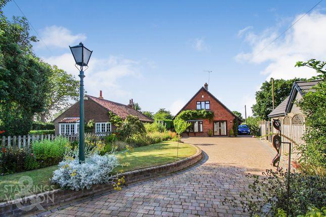 Thumbnail Property for sale in Blofield Corner Road, Blofield Heath, Norwich