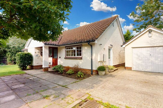 Thumbnail Bungalow for sale in Knights Road, Coggeshall, Colchester