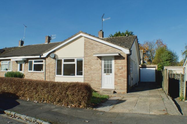 2 bed semi-detached house for sale in Wychwood Drive, Milton-Under-Wychwood, Chipping Norton