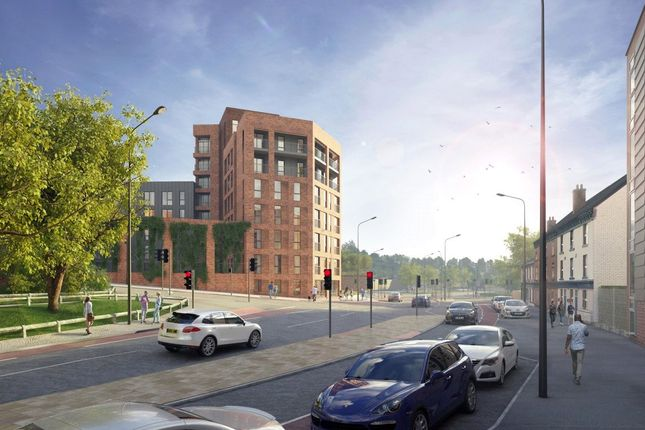 Thumbnail Flat for sale in Chatham St, Sheffield