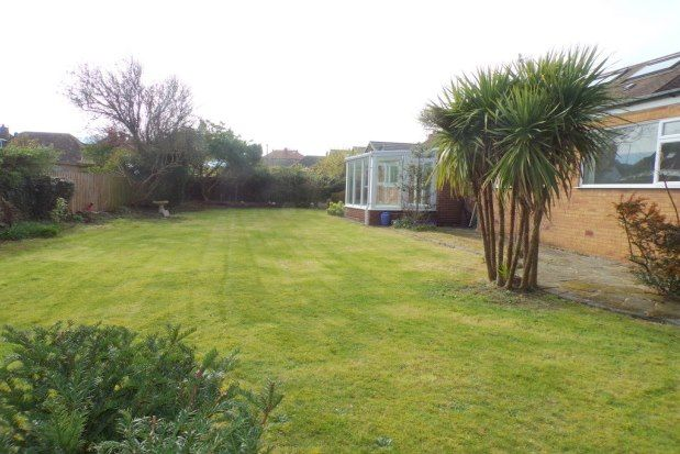 Thumbnail Detached bungalow to rent in Smithy Hey, Wirral