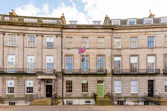 Thumbnail Terraced house for sale in Atholl Crescent, West End, Edinburgh