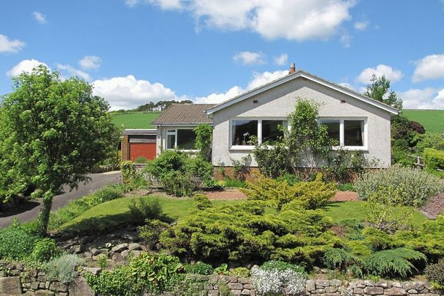Thumbnail Detached bungalow for sale in 15 Whytbank Row, Clovenfords, Galashiels, Scottish Borders