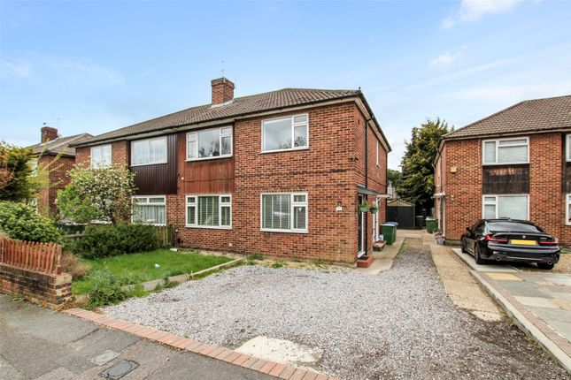 Maisonette for sale in Gwillim Close, Sidcup, Kent