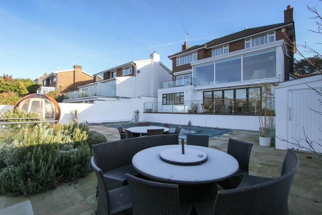 Thumbnail Detached house for sale in Hill Brow, Hove