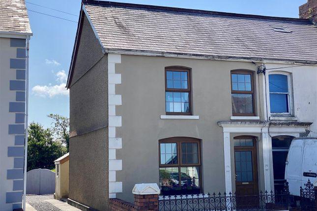 Thumbnail Semi-detached house for sale in Cross Hands Road, Gorslas, Llanelli