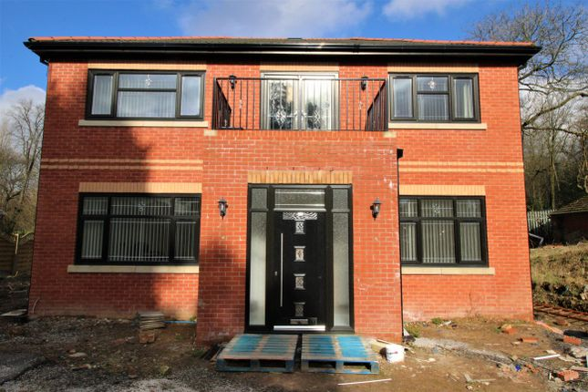 Thumbnail Detached house for sale in Netherfield Close, Oldham