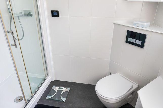 Shower Room of Brookside, Burton-On-Trent DE15