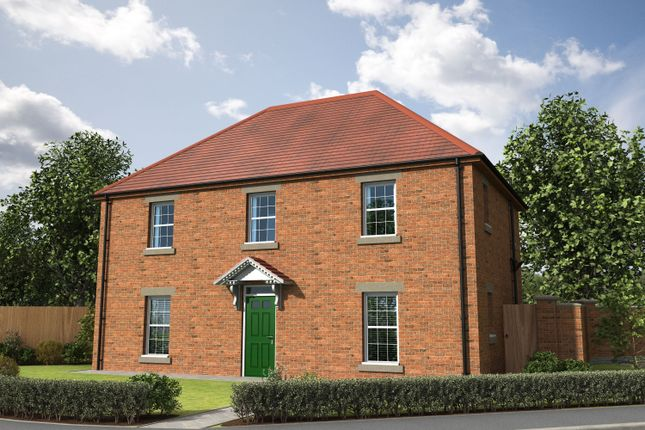 4 bed detached house for sale in Keats Grove, Spalding, Lincs, Spalding PE11