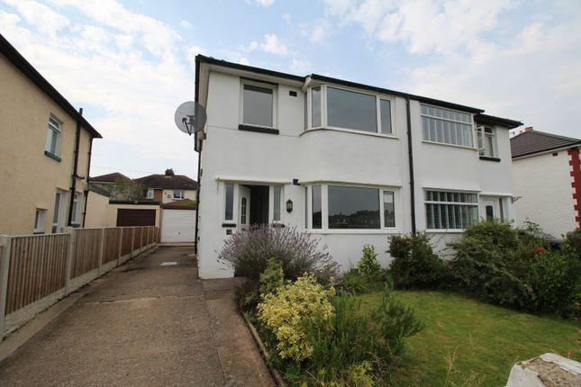 Semi-detached house for sale in Etterby Lea Road, Carlisle, Cumbria