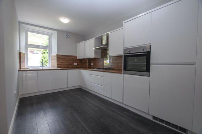 Kitchen of 140 West Stirling Street, Alva, Clackmannanshire 5En, UK FK12