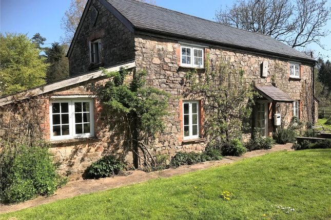 Thumbnail Detached house to rent in The Granary, Kittisford, Wellington, Somerset
