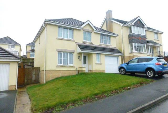 Thumbnail Detached house to rent in Maes Y Wennol, Carmarthen, Carmarthenshire
