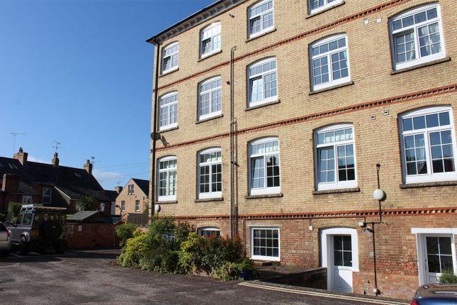 Thumbnail Flat for sale in Flat 2, Chamberlain House, Richmond Road, Taunton, Somerset