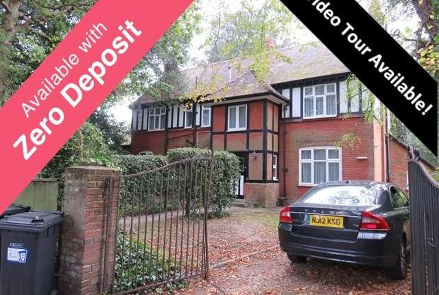 Thumbnail Flat to rent in Gervis Road, Bournemouth