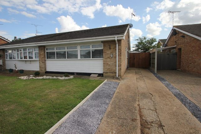 Thumbnail Semi-detached bungalow for sale in Cambridge Gardens, Ashingdon, Rochford