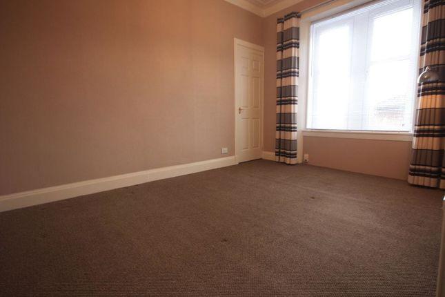 Thumbnail Flat to rent in Kirklee Road, Bellshill