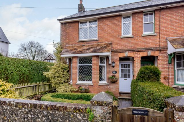 End terrace house for sale in The Street, Litlington, East Sussex