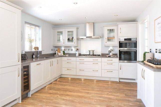 Thumbnail Detached house for sale in Jermyns Lane, Romsey, Hampshire