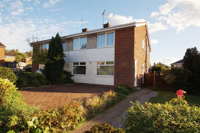 Thumbnail Maisonette for sale in Rayleigh Close, Colchester