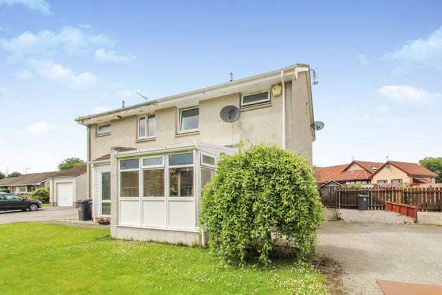 Thumbnail Maisonette for sale in Stonefield Drive, Inverurie