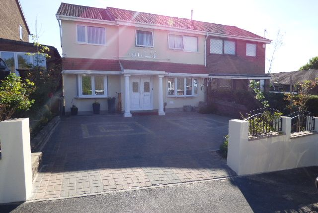Thumbnail Semi-detached house for sale in Kelswick Drive, Nelson