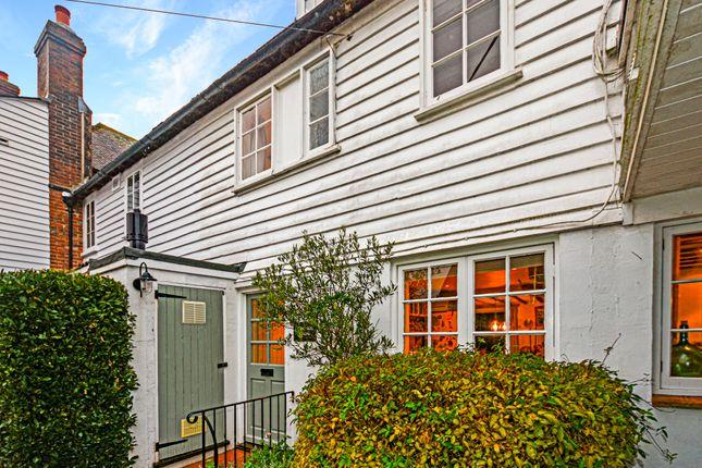 Thumbnail Terraced house for sale in Wittersham, Nr. Tenterden, Kent