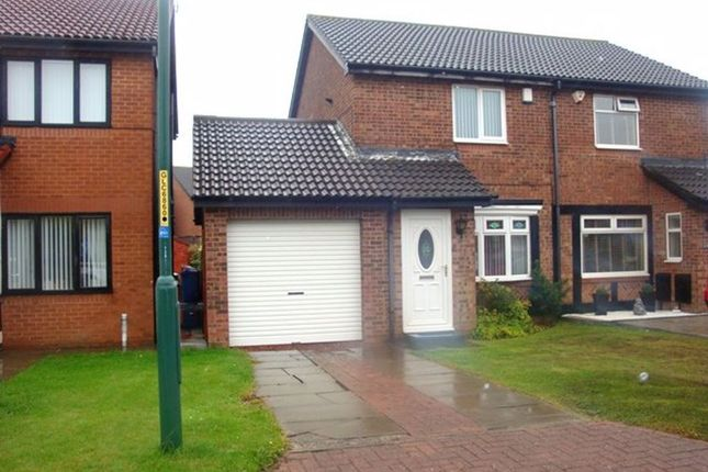 Thumbnail Semi-detached house to rent in Beaconside, South Shields