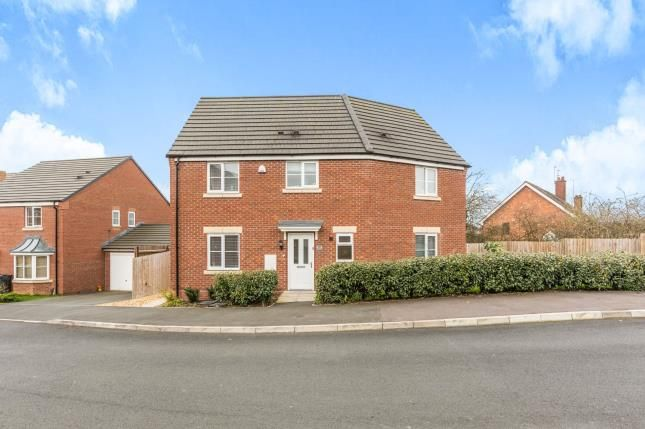 Thumbnail Detached house for sale in Booths Lane, Birmingham, West Midlands