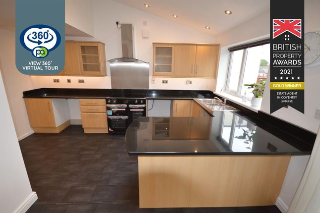 3 bed semi-detached house to rent in Abbey Road, Coventry CV3