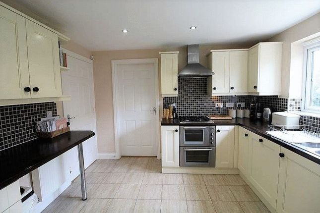 Thumbnail Detached house for sale in The Brambles, New Hartley, Whitley Bay