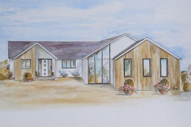 Thumbnail Detached bungalow for sale in Moorby Road, Wood Enderby, Boston