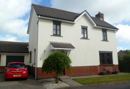 Thumbnail Detached house to rent in Oakdale, Governors Hill, Isle Of Man