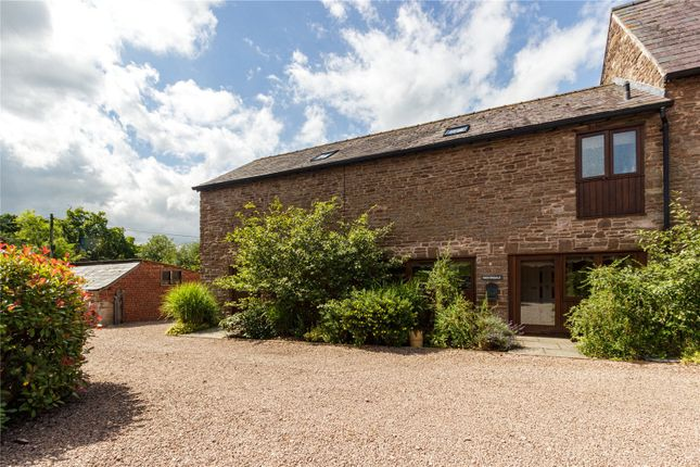 Thumbnail Semi-detached house for sale in Llanrothal, Herefordshire