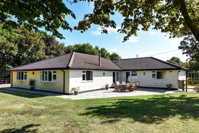 Thumbnail Bungalow for sale in Station Lane, Kirby Bellars, Melton Mowbray