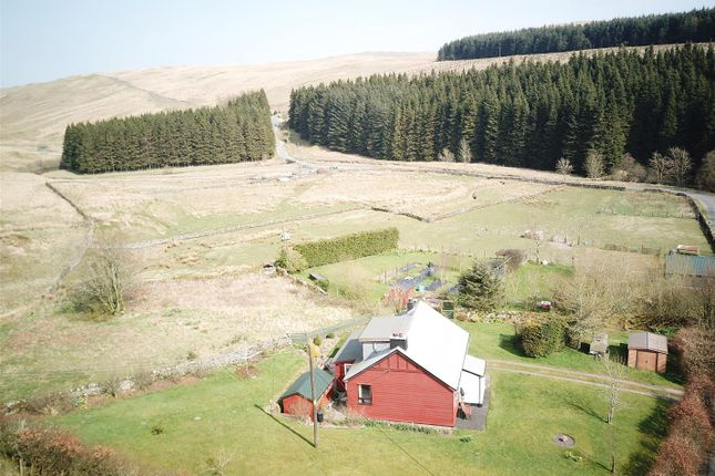 Thumbnail Detached house for sale in Riverside Lodge, Teviothead, Near Hawick