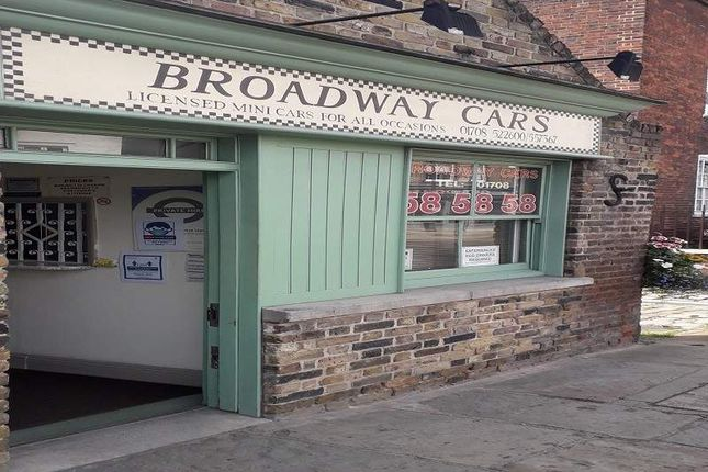 Thumbnail Commercial property for sale in Broadway, Rainham