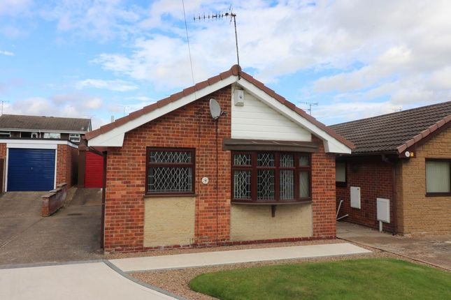 Thumbnail Bungalow for sale in Kirkhill Close, Armthorpe, Doncaster