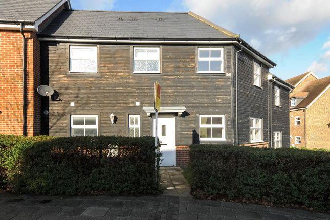 Thumbnail Terraced house to rent in Jennetts Park, Bracknell