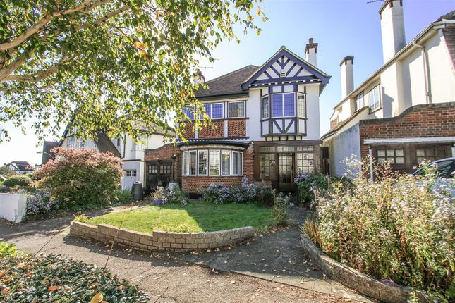 Thumbnail Detached house for sale in Mount Avenue, Westcliff-On-Sea