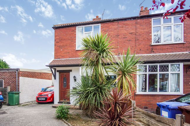 2 bed end terrace house for sale in Spring Gardens, Stockport SK7