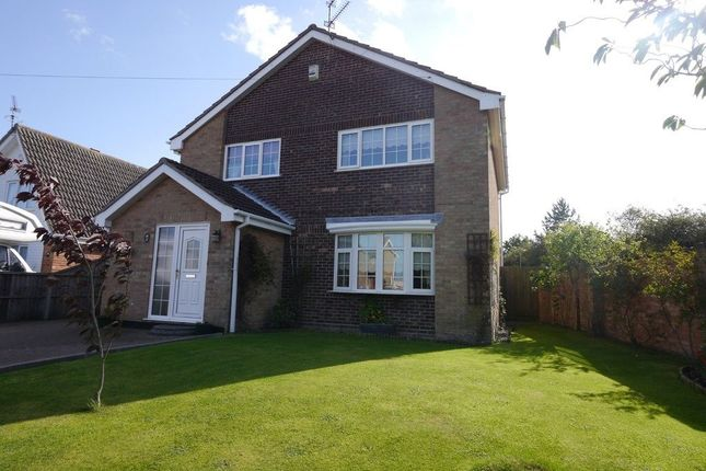 Thumbnail Detached house to rent in Kittiwake Close, Burnt Hill Estate, Lowestoft