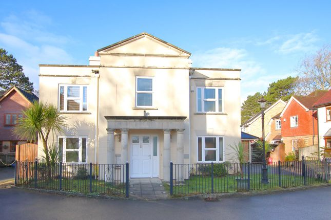 Thumbnail Detached house for sale in The Ostlers, Hordle, Lymington, Hampshire