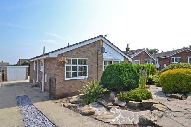 Thumbnail Detached bungalow for sale in Stillwell Garth, Sandal, Wakefield