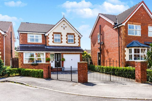Thumbnail Detached house for sale in Winter Avenue, Royston, Barnsley