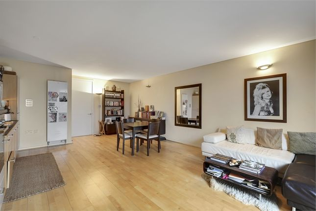 Thumbnail Flat for sale in West Parkside, Greenwich, London