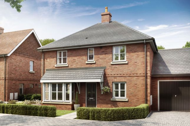 """Thumbnail Detached house for sale in """"The Pembroke"""" at Crow Lane, Crow, Ringwood"""